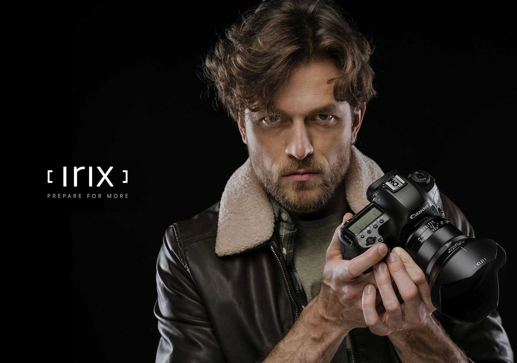 Individual Irix support program with our best photographers